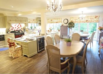 Thumbnail 4 bed detached house for sale in Forden, Welshpool