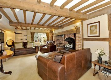 Thumbnail 3 bed semi-detached house for sale in Bucks Green, Rudgwick, Horsham