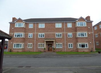 Thumbnail 3 bed flat for sale in The Sycamores, Chester Road, Wrexham, Wrecsam