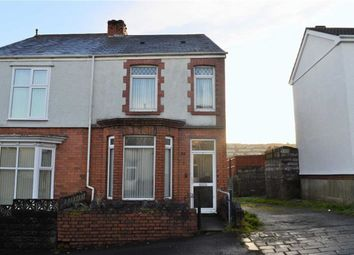 Thumbnail 2 bed semi-detached house for sale in Alice Street, Swansea