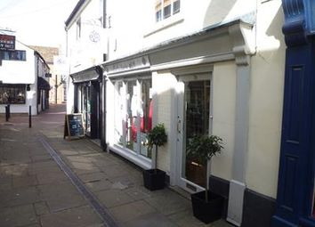 Thumbnail Retail premises to let in 7A High Street Passage, Ely, Cambridgeshire