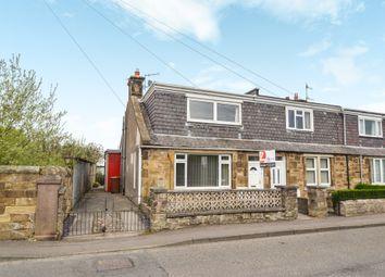 Thumbnail 3 bed semi-detached house for sale in Kirkhill Road, Penicuik, Midlothian