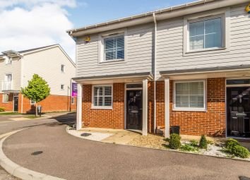 Thumbnail 2 bed end terrace house for sale in Hambrook Road, Snodland