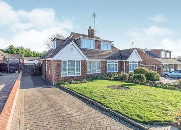 Thumbnail 2 bedroom bungalow to rent in Madginford Road, Bearsted, Maidstone