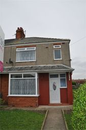 Thumbnail 3 bedroom end terrace house for sale in North Road, Withernsea, East Riding Of Yorkshire