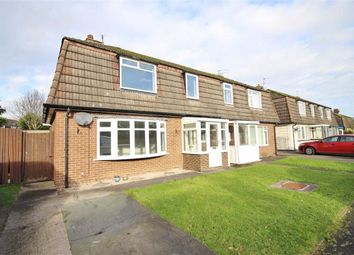 Thumbnail 3 bed semi-detached house for sale in The Mede, Freckleton, Preston