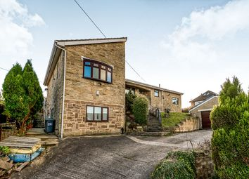 Thumbnail 4 bed bungalow for sale in South Bank Road, Batley