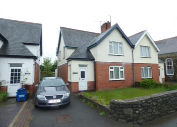 Thumbnail 3 bed semi-detached house for sale in Boduan Road, Efailnewydd, Pwllheli, Gwynedd