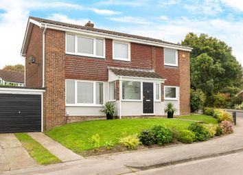 Thumbnail 4 bed detached house for sale in Highlands, Royston