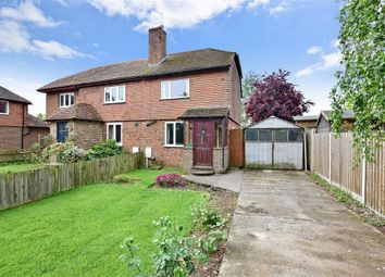 Thumbnail 2 bed semi-detached house for sale in Hookstead, High Halden, Ashford, Kent