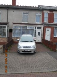 Thumbnail 3 bed terraced house for sale in Mansel Road, Small Heath