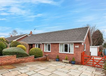 Thumbnail 3 bed detached bungalow for sale in Harvey Road, Congleton