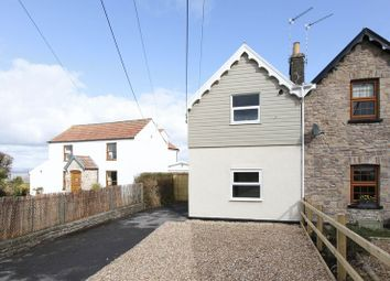 Thumbnail 3 bed cottage for sale in Highlands Road, Portishead, Bristol