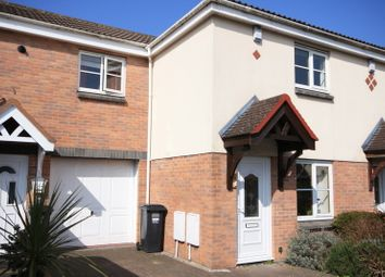 Thumbnail 2 bed terraced house to rent in Charlock Close, Locking Castle Weston Super Mare