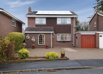 Thumbnail 4 bed detached house for sale in Meadow Close, Farndon, Chester, Cheshire