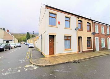 Thumbnail 3 bed end terrace house for sale in Brookfield Terrace, Troedyrhiw, Merthyr Tydfil, Mid Glamorgan