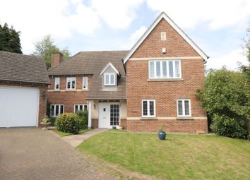 Thumbnail 4 bedroom detached house for sale in Ashtree Park, Horsehay