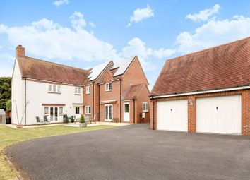 Thumbnail 4 bed detached house for sale in Milton Road, Drayton, Abingdon
