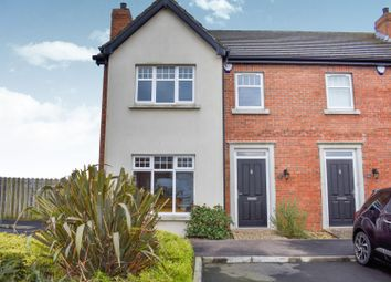 Thumbnail 3 bedroom end terrace house for sale in Beechfield Hall, Lurgan