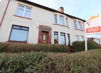 Thumbnail 2 bed flat for sale in Quarrybrae Street, Tollcross