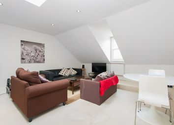 Thumbnail 2 bed flat to rent in Chestnut Grove, Balham