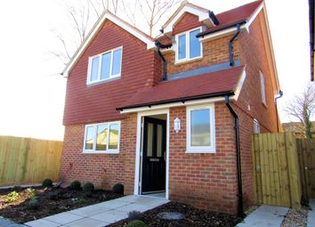 Thumbnail 3 bedroom detached house for sale in Southampton Road, Park Gate, Southampton