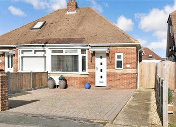 Thumbnail 2 bed semi-detached bungalow for sale in Cooper Grove, Fareham, Hampshire
