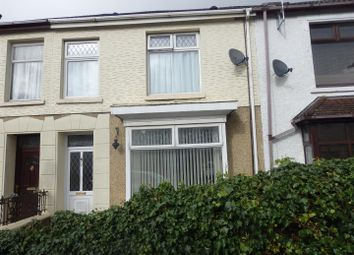 Thumbnail 4 bed terraced house for sale in Walters Road, Llanelli