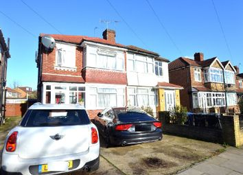 3 bed semi-detached house for sale in Bilton Road, Perivale, Greenford UB6