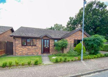 Thumbnail 3 bed detached bungalow for sale in Haverscroft Close, Taverham, Norwich
