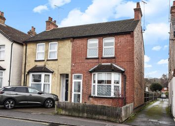 Thumbnail 3 bed semi-detached house for sale in Northwood, Middlesex