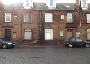 Thumbnail 1 bed flat to rent in Loudoun Road, Newmilns, Ayrshire