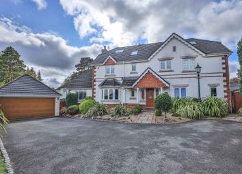 Thumbnail Detached house for sale in The Glade, Lisvane Road, Lisvane, Cardiff