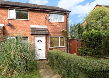Thumbnail 2 bed terraced house for sale in Lerwick Croft, Bicester