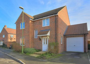 Thumbnail 4 bed detached house for sale in Old School Drive, Wheathampstead, St. Albans