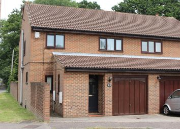 Thumbnail 4 bed semi-detached house for sale in Woodview Close, Orpington