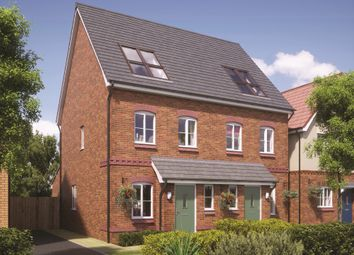 Thumbnail 3 bed semi-detached house for sale in Riddell Way, Off Leach Lane, St Helens