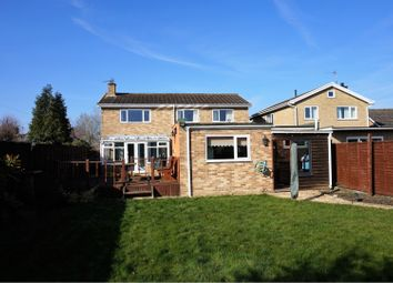 Thumbnail 4 bed detached house for sale in Station Road, Willingham