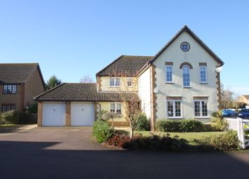 Thumbnail 4 bed detached house to rent in Great Portway, Great Denham