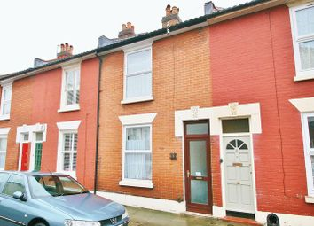 Thumbnail 4 bed terraced house for sale in Wisborough Road, Southsea