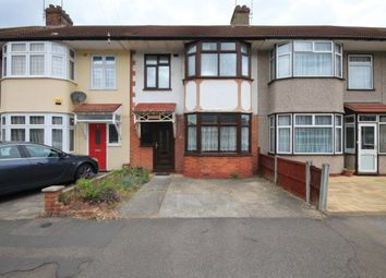 Thumbnail 3 bed terraced house for sale in Melton Gardens, Romford