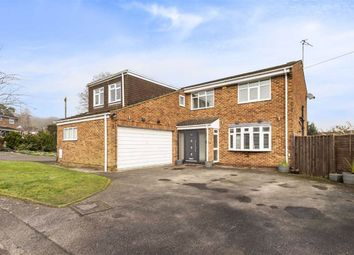 The Glebe, Kings Langley WD4. 4 bed detached house