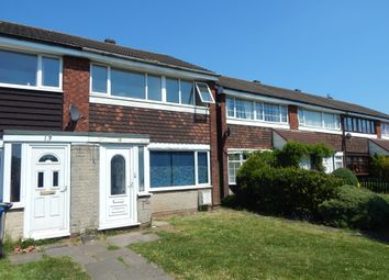 Thumbnail 3 bedroom terraced house to rent in Thistledown Avenue, Burntwood