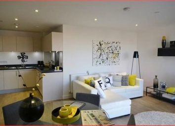 Thumbnail 1 bed flat to rent in Creekside, Creek Road, Deptford