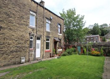 Thumbnail 3 bed terraced house for sale in Saxon Street, Walsden, Todmorden