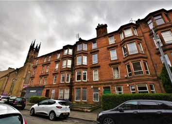 Thumbnail 1 bed flat for sale in Roslea Drive, Dennistoun, Glasgow