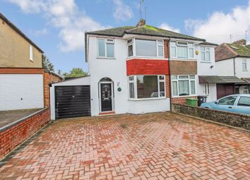 Thumbnail 3 bed semi-detached house to rent in Duke Street, Rugby