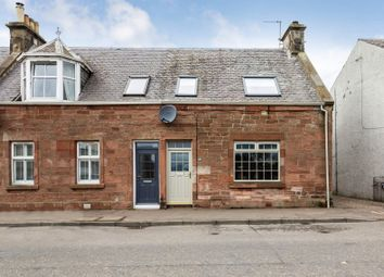 Thumbnail 2 bed end terrace house for sale in South Street, Milnathort, Kinross