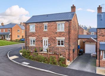 Thumbnail 4 bed detached house for sale in Geneva Way, Biddulph, Staffordshire