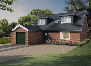 Thumbnail 3 bedroom detached bungalow for sale in Knowle Park, Kimberley, Nottingham